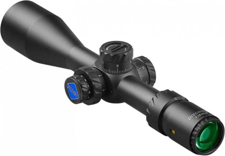 Оптический прицел Discovery HD/30 5-25х50 SFIR (HD/30 5-25х50) - изображение 1