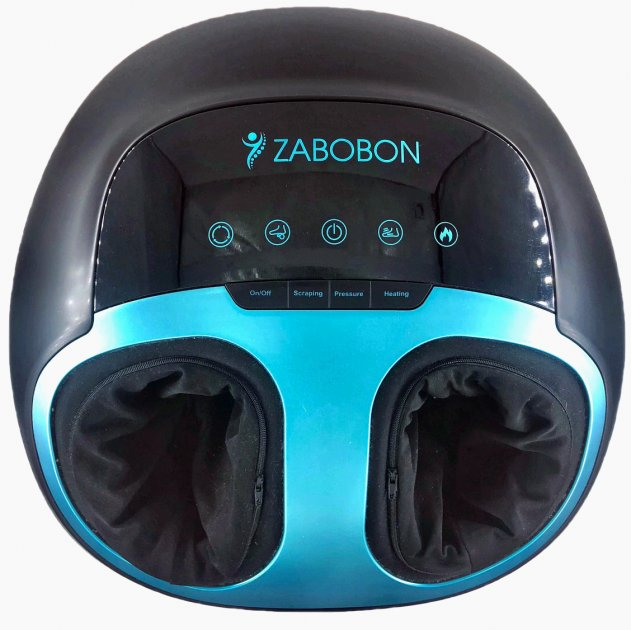 Массажер для ног Zabobon VibroStep (1003) - изображение 1