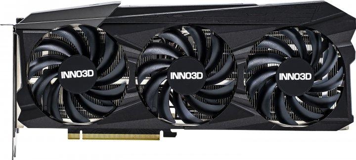 INNO3D PCI-Ex GeForce RTX 3090 Gaming X3 24GB GDDR6X (384bit) (1695/19500) (HDMI, 3 x DisplayPort) (N30903-246X-1880VA37N) - зображення 1