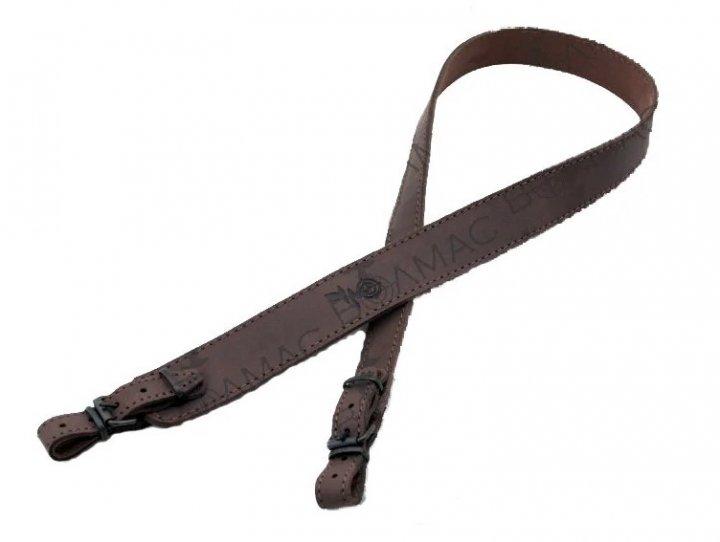 Ремень для ружья трапеция кожа Ретро (10106/2) - изображение 1