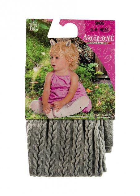 Колготки Calze Aquilone 50-62cm Сірий (DI66955209470) - зображення 1