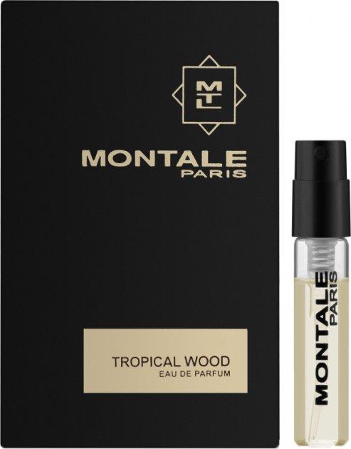 Пробник унисекс Montale Tropical Wood 2 мл (ROZ6400101051) - изображение 1