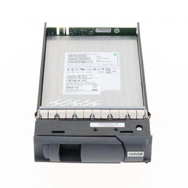 SSD IBM 100GB in 3.5 SATA SSD (2057-4050) Refurbished - зображення 1
