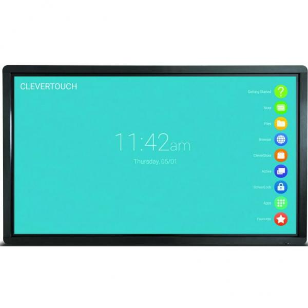 """LCD панель Clevertouch 55"""""""" Plus LUX (15455LUXEX) - зображення 1"""