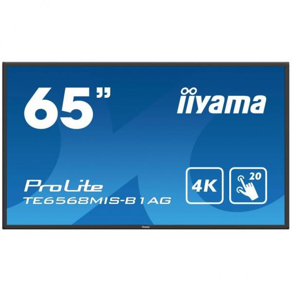 LCD панель iiyama TE6568MIS-B1AG - зображення 1