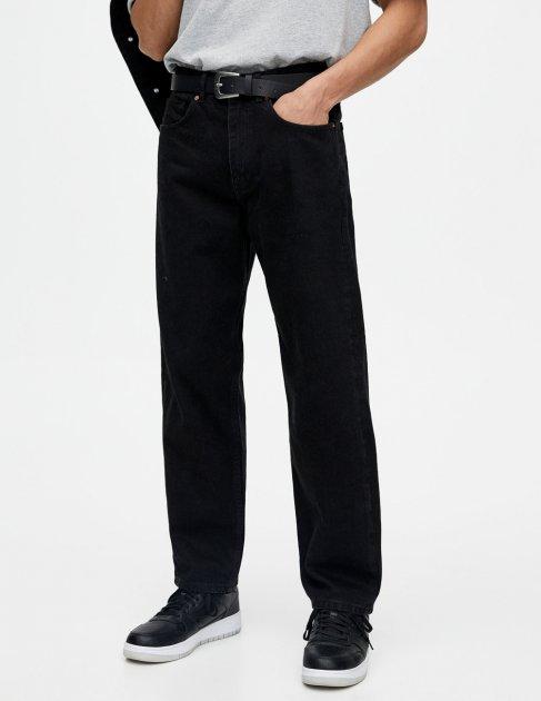 Джинсы PULL & BEAR М0105761 (5689/584/800) цвет черный 31 - изображение 1