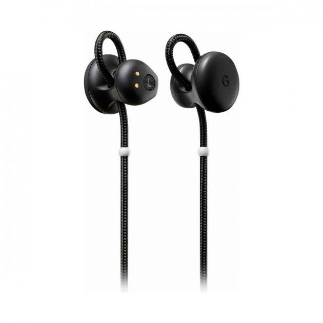 Наушники Google Pixel Buds Headphone Black - изображение 1