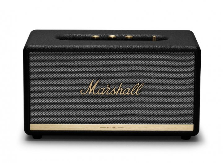 Акустическая система Marshall Stanmore II Bluetooth Black - изображение 1