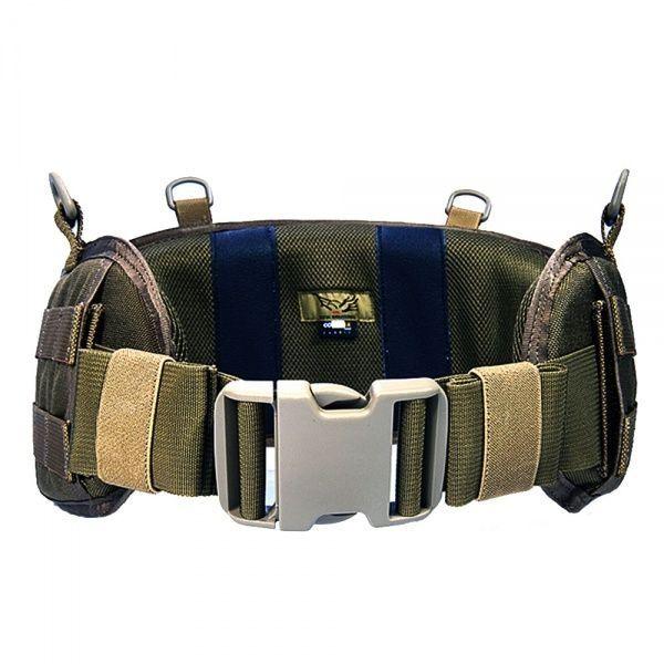 Тактичний ремінь FLYYE Heavy Duty BLS Belt With D Ring RG (FY-BT-B012-RG) - зображення 1