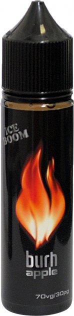 Рідина для електронних сигарет Ice Boom Burh apple 0 мг 60 мл (Яблучний енергетик) (IB-BA-60-0) - зображення 1
