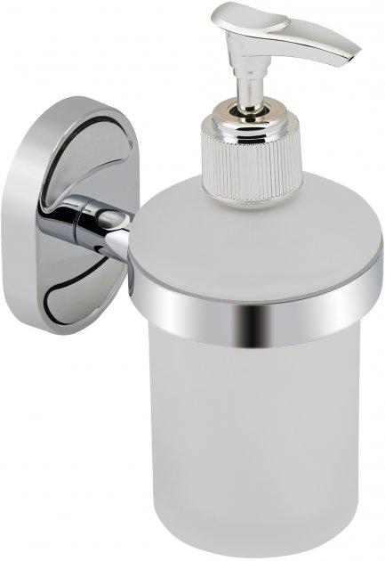 Дозатор для рідкого мила LIDZ (CRM)-114.02.02 - зображення 1