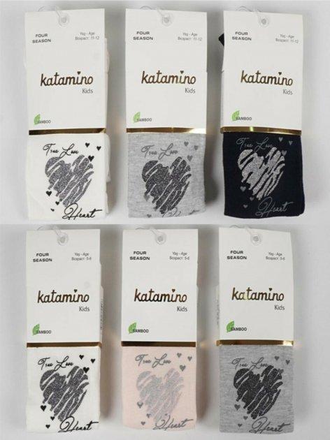 Колготки Katamino K32189 92-104 см 6 шт. Асорті (8680652384509) - зображення 1