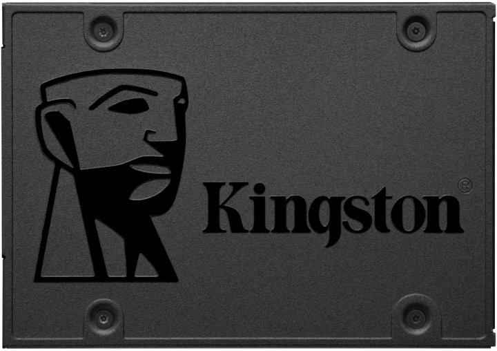 "Kingston SSDNow A400 1.92TB 2.5"" SATAIII 3D V-NAND (SA400S37/1920G) - зображення 1"