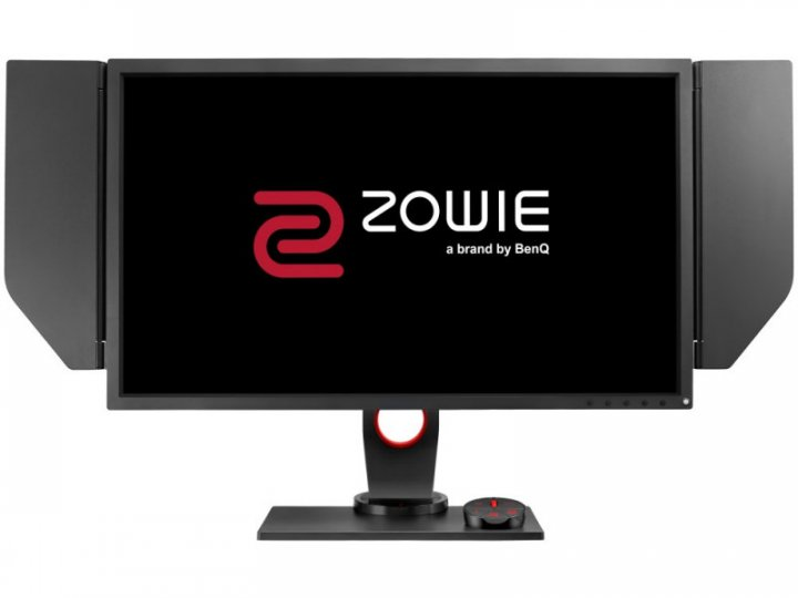 Монітор BenQ Zowie XL2740 Dark Grey (9H.LGMLB.QBE) - зображення 1