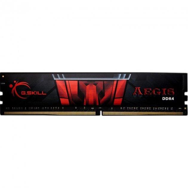 Модуль памяти DDR4 8GB/3000 G.Skill Aegis (F4-3000C16S-8GISB) - изображение 1