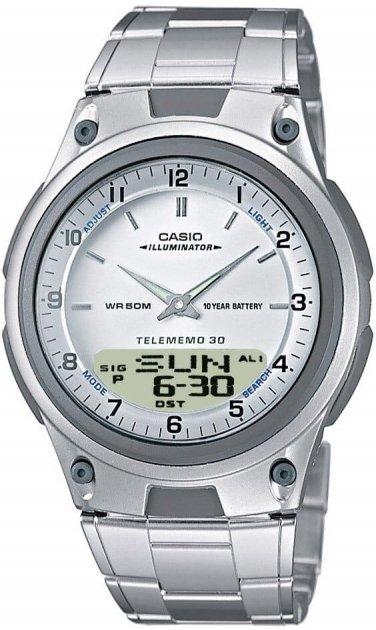 Мужские Часы Casio AW-80D-7AVES - изображение 1
