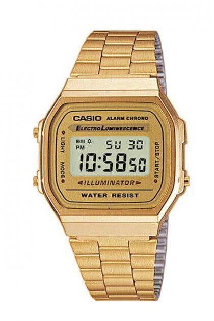 Чоловічі Годинники Casio A168WG-9EF - зображення 1