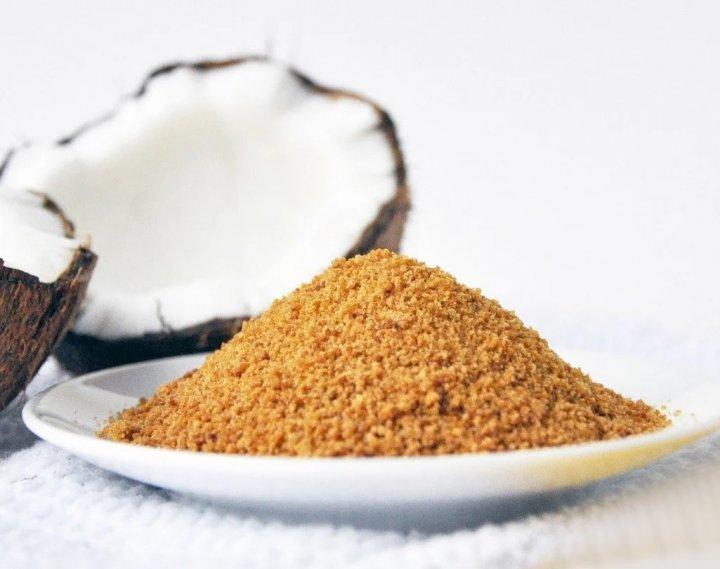 Кокосовый сахар LoveShopee песок 1 кг - изображение 1