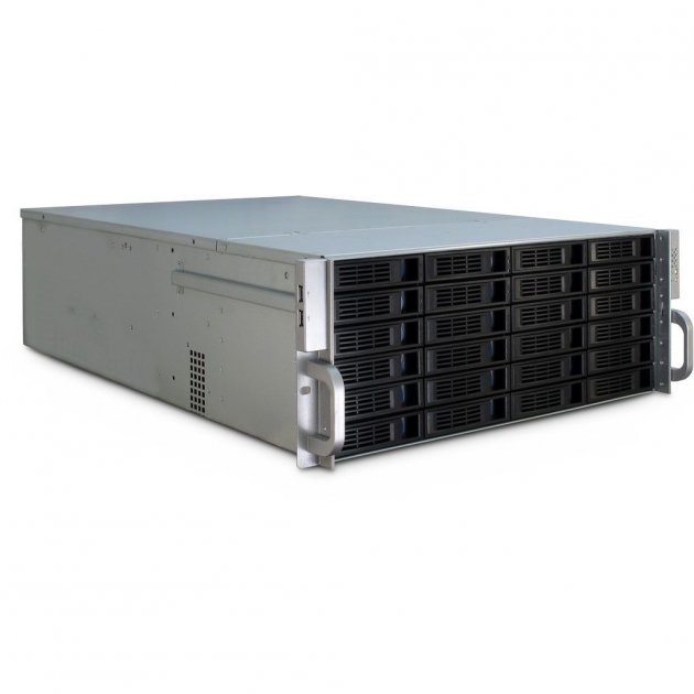 Корпус серверний Inter-tech 4U-4424 (4U-4424) - зображення 1