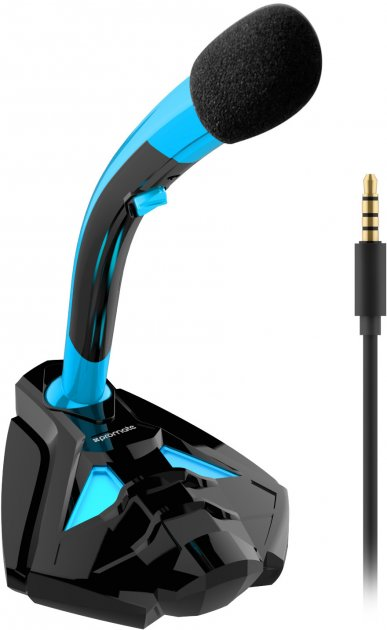 Микрофон Promate Tweeter-4 Blue (tweeter-4.blue) - изображение 1