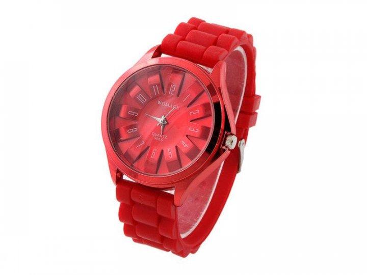 Женские наручные часы Womage, Красный - изображение 1