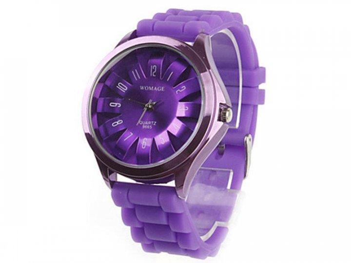 Женские наручные часы Womage, Фиолетовый - изображение 1