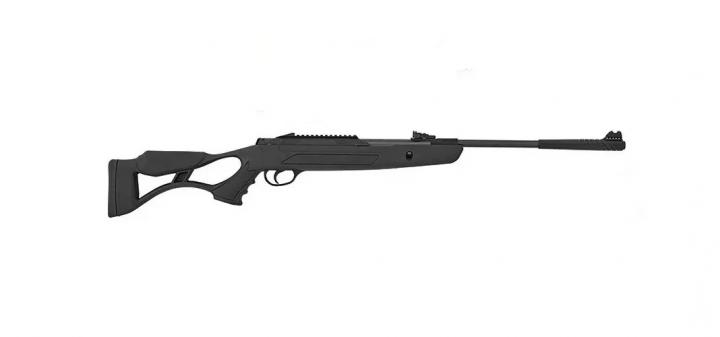 Пневматична гвинтівка Hatsan AirTact ED з газовою пружиною кулі + в подарунок - зображення 1