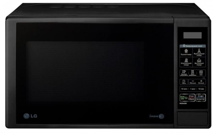 Микроволновая печь LG MS2042DB - зображення 1