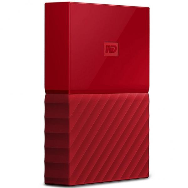 Зовнішній жорсткий диск 2.5 quot; 3TB Western Digital (WDBYFT0030BRD-WESN) - зображення 1