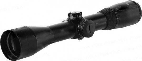 Оптичний приціл BSA-Optics Advance 1.5-6x42 IRG (AD1,5-6x42G) - зображення 1