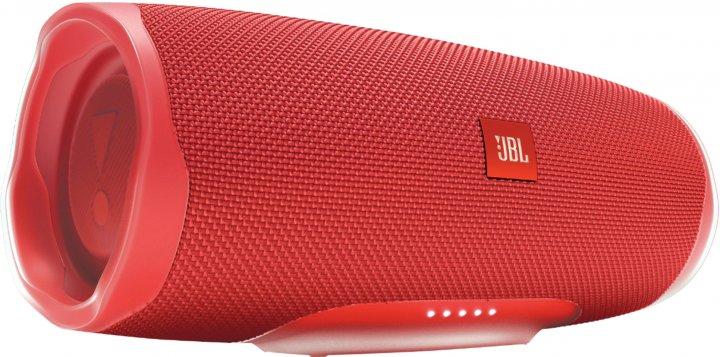 Акустична система JBL Charge 4 Red - зображення 1