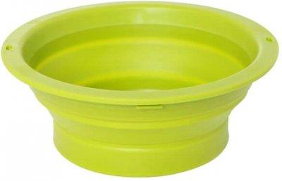 Змінна миска для моделі з регульованими ніжками для собак Dexas Repl Bowl for Adjustable Height Pet Feeder 960 мл Зелена (RM-RB120383) (7000700714545)