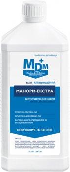 Антисептик для шкіри MDM Manorm Екстра 1 л (4820180110070)