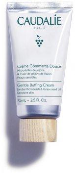 Нежный очищающий крем-скраб Caudalie Cleansing & Toning Gentle Buffing Cream для лица 75 мл (3522930003038)