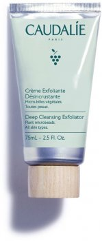 Очищающий крем-эксфолиант Caudalie Cleansing & Toning Deep Cleansing Exfoliator для лица 75 мл (3522930003045)