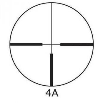 Приціл оптичний Barska Euro-30 1.25-4.5x26 (4A) + Mounting Rings