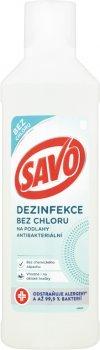Антибактериальное средство для мытья пола Savo 1 л (8717163944318)