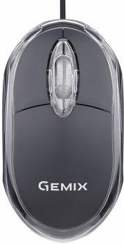 Мышь Gemix GM105 USB Black