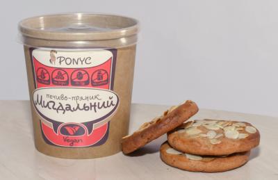Печенье-пряник Ponyc миндальный 175 г