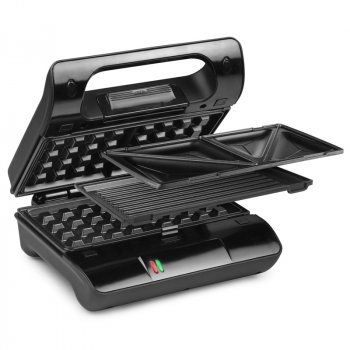 Гриль контактный PRINCESS 117002 Multi Compact Pro