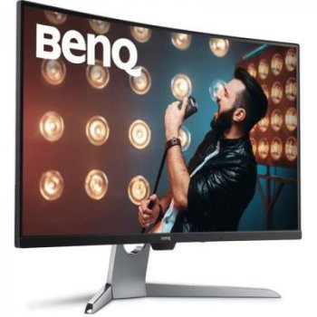 Монітор BENQ EX3203R Metallic Grey
