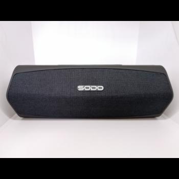 Бездротова Bluetooth колонка SODO L6 Original Black NFS, AUX, microSD, FM радіо, гучний зв'язок