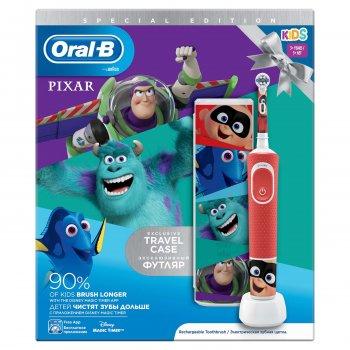 Электрическая зубная щетка ORAL-B BRAUN Stage Power/D100 Pixar Gift Limited Edition (4210201314639)