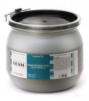 Антицелюлітна маска GUAM Seaweed Mud Cold Formula 5 3000 мл (4000 г)