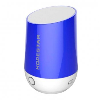 Портативна колонка Hopestar H22 синя (33909)