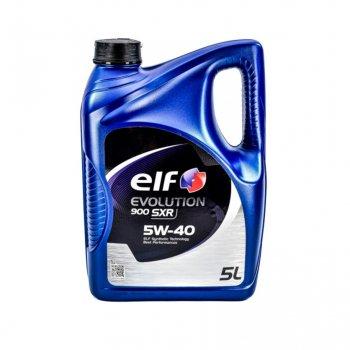 Моторное масло Elf Evolution 900 SXR 5W-40 5 л