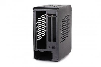 Корпус CustomMod FX lm 4.7L Riser PCI-E 300 мм (CM-FX47RBC)