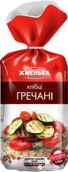 Упаковка хлебцев Жменька гречневые 100г х 16 шт (4820152181633)