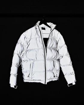 Зимняя мужская куртка Over Drive Homie рефлективная