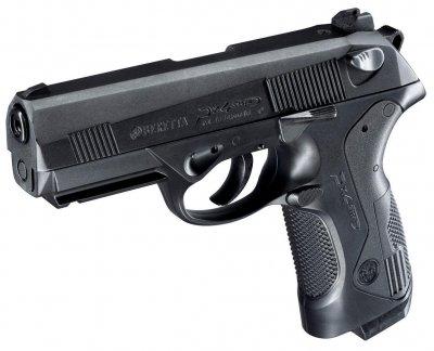 Пистолет пневматический Umarex Beretta Px4 Storm черный (5.8078)